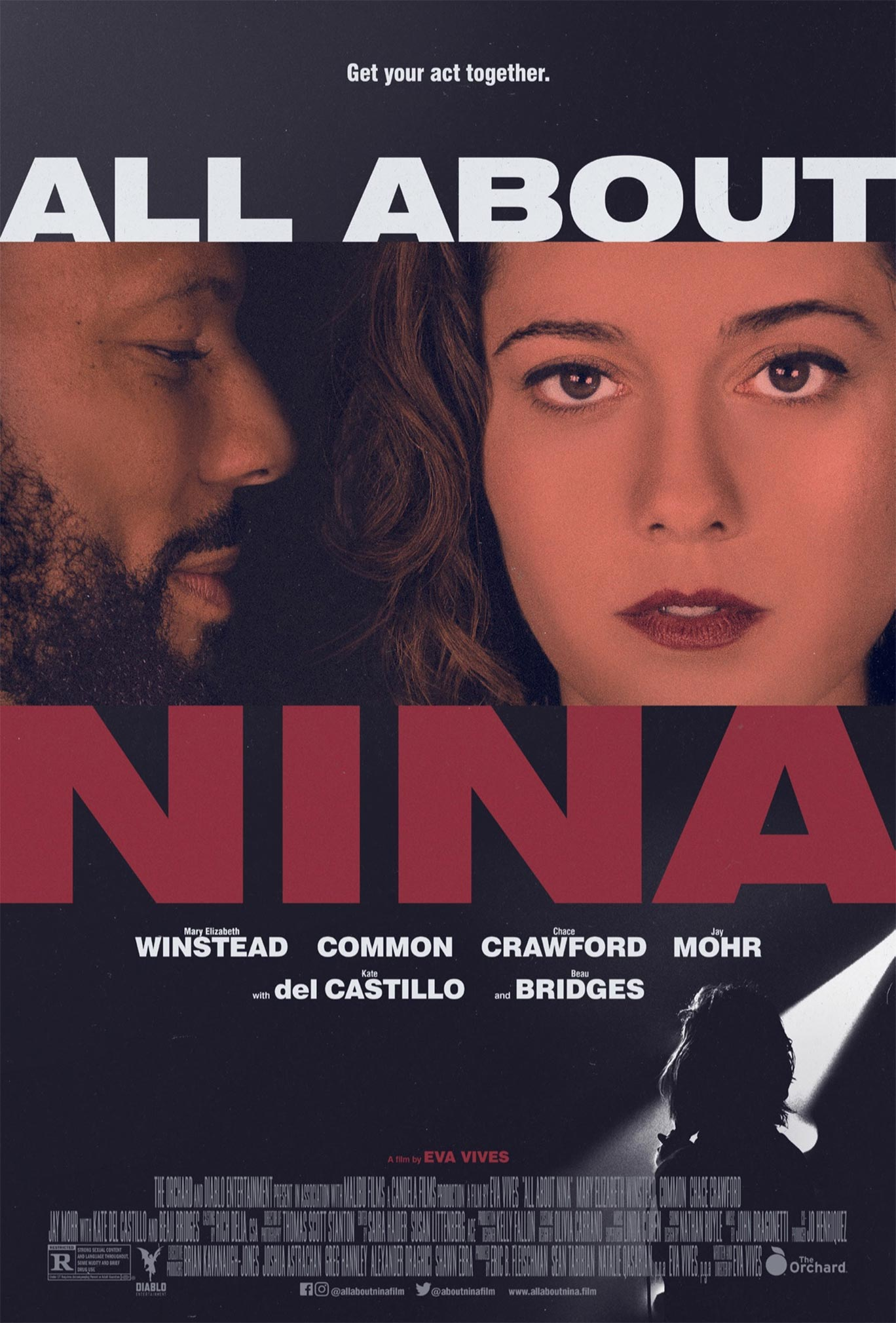 All About Nina Poster #1