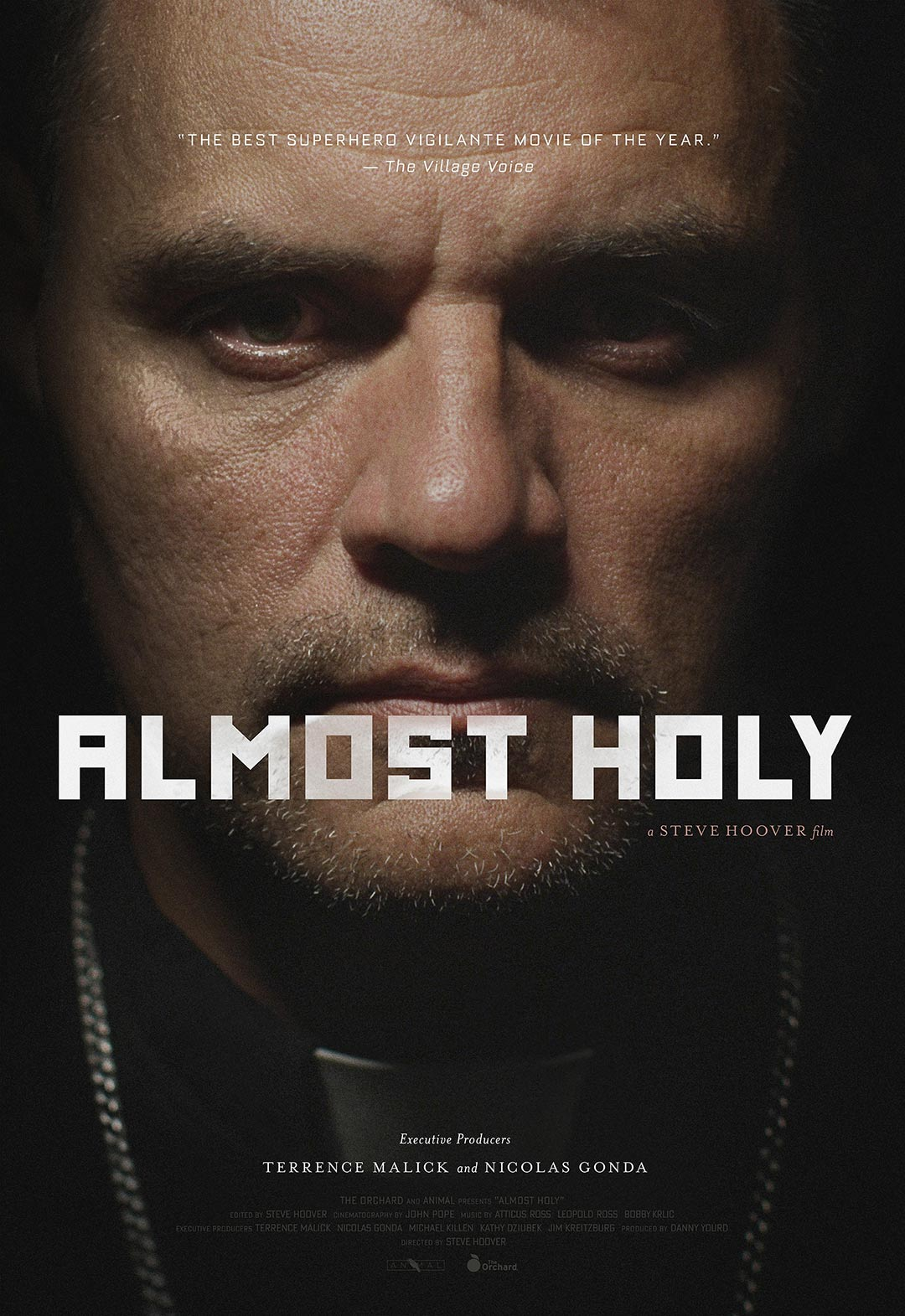 Almost Holy Poster #1