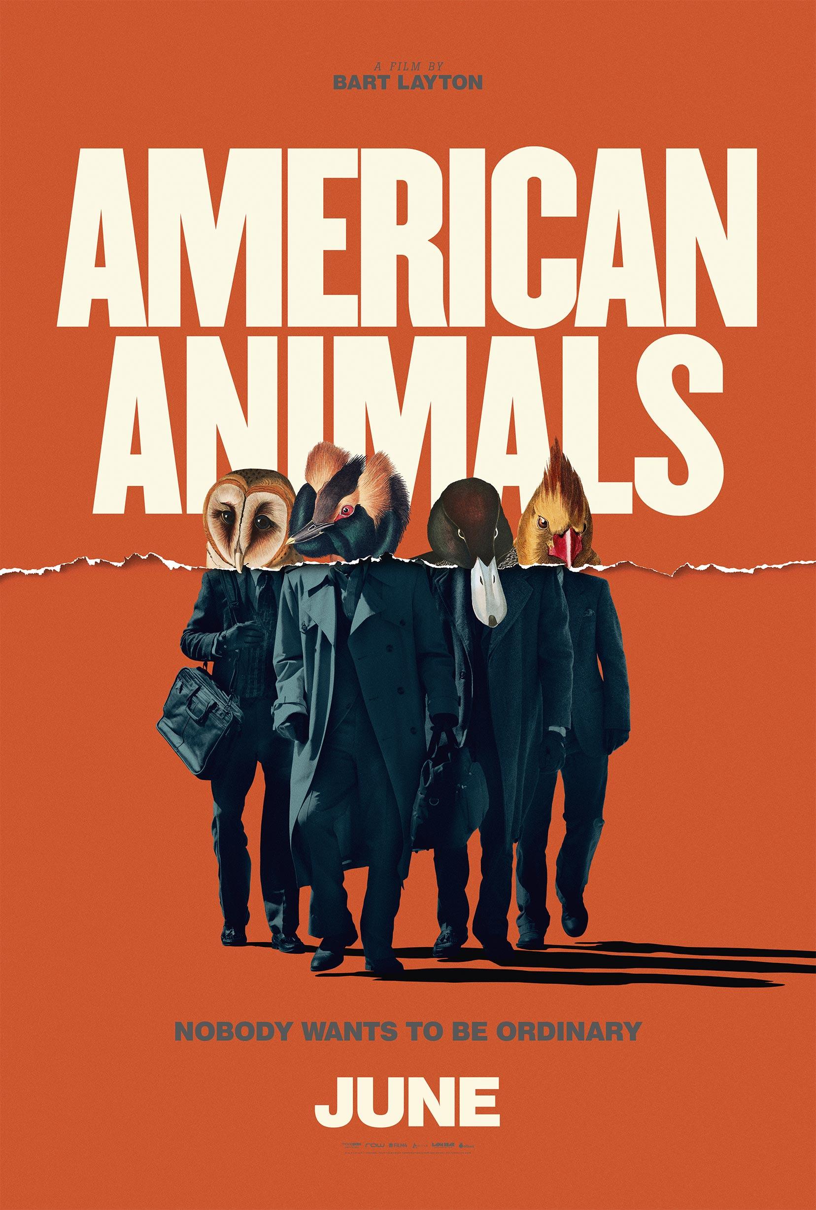 American Animals Poster #1