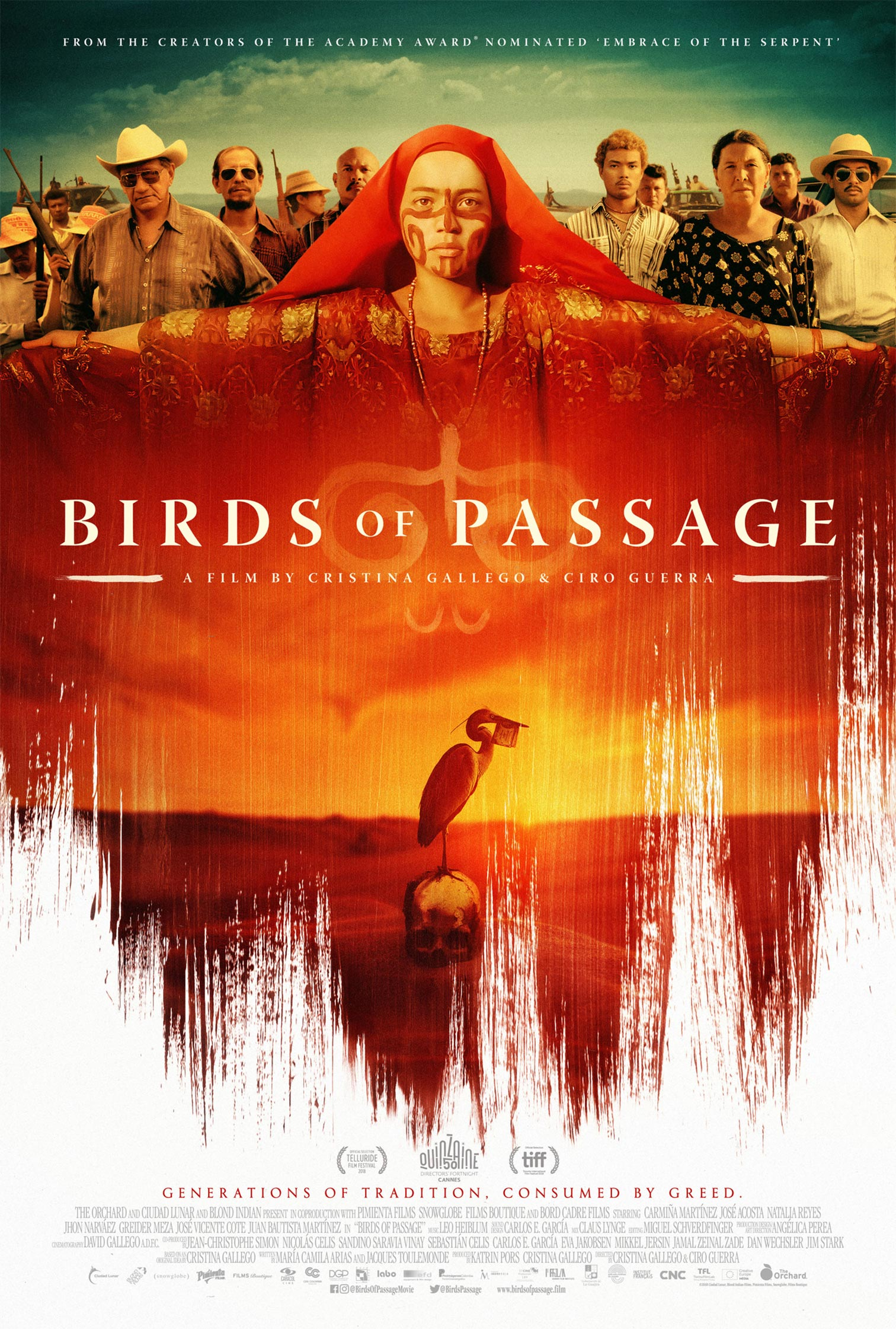 Birds of Passage Poster #1