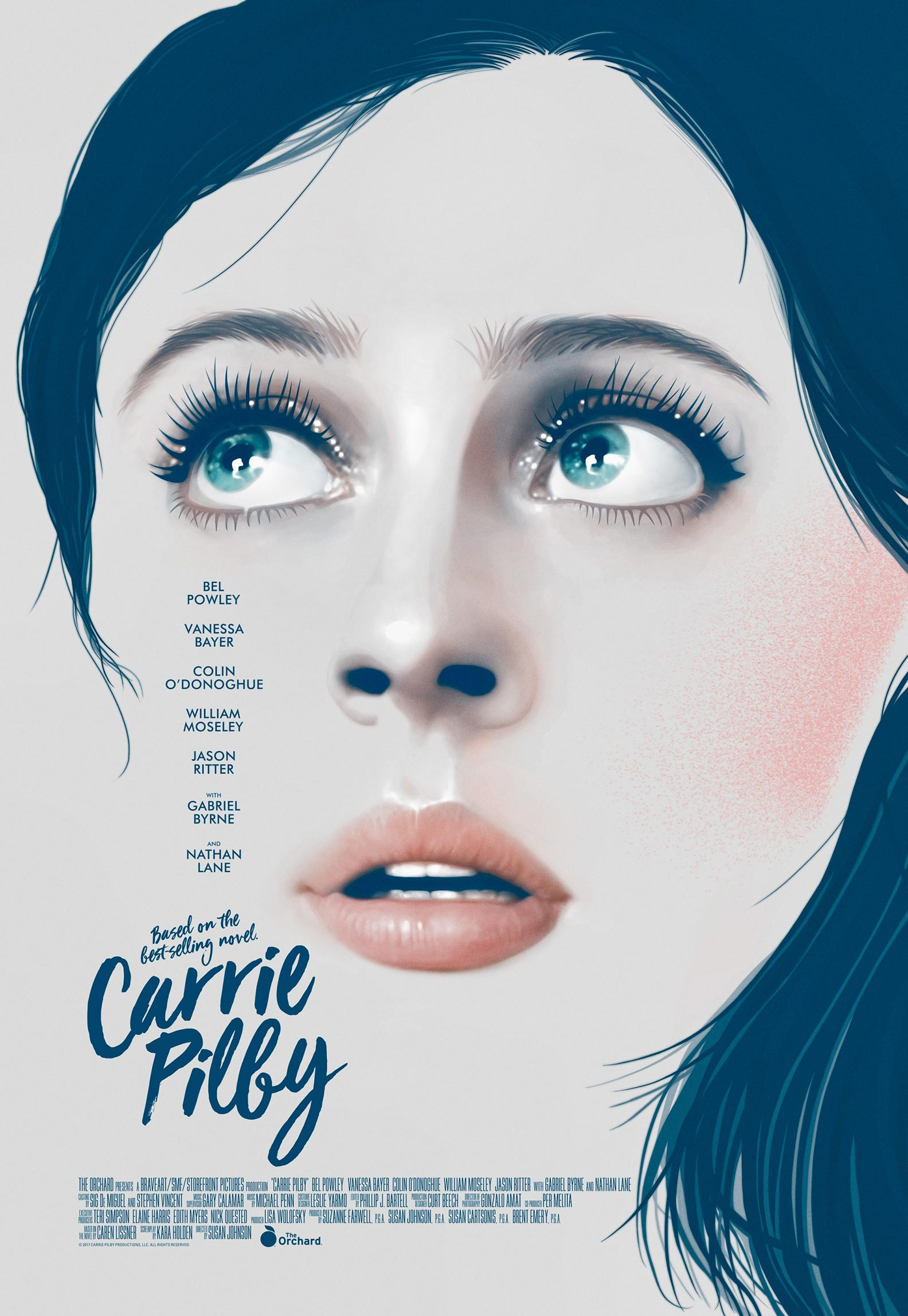 Carrie Pilby Poster #2