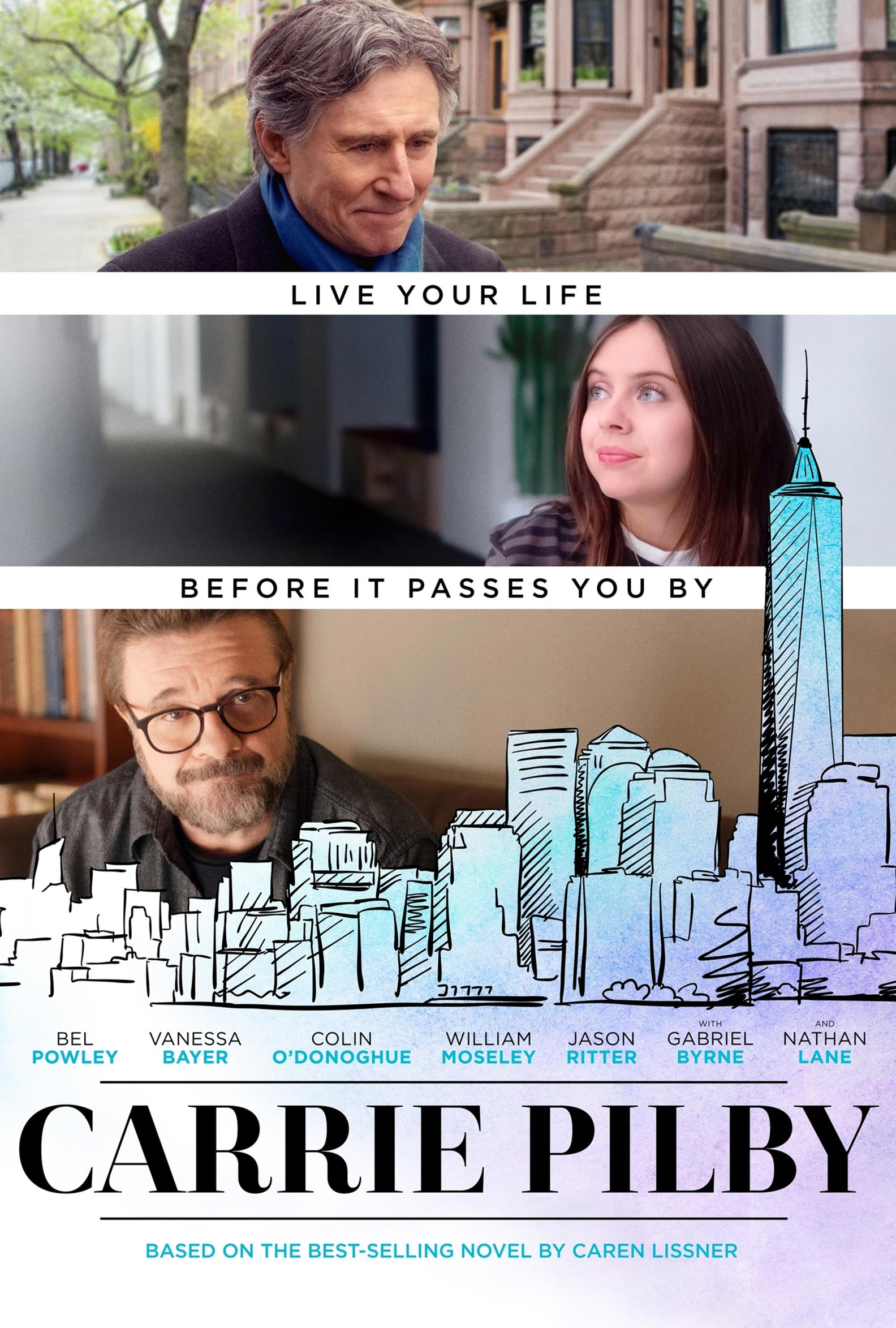 Carrie Pilby Poster #1