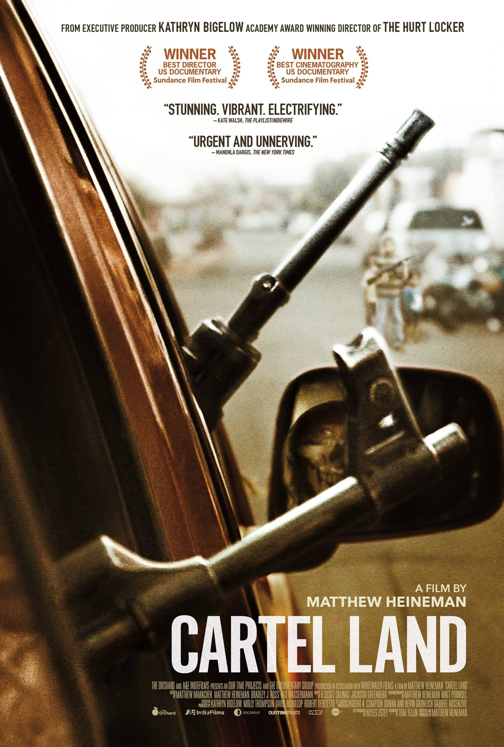 Cartel Land Poster #2