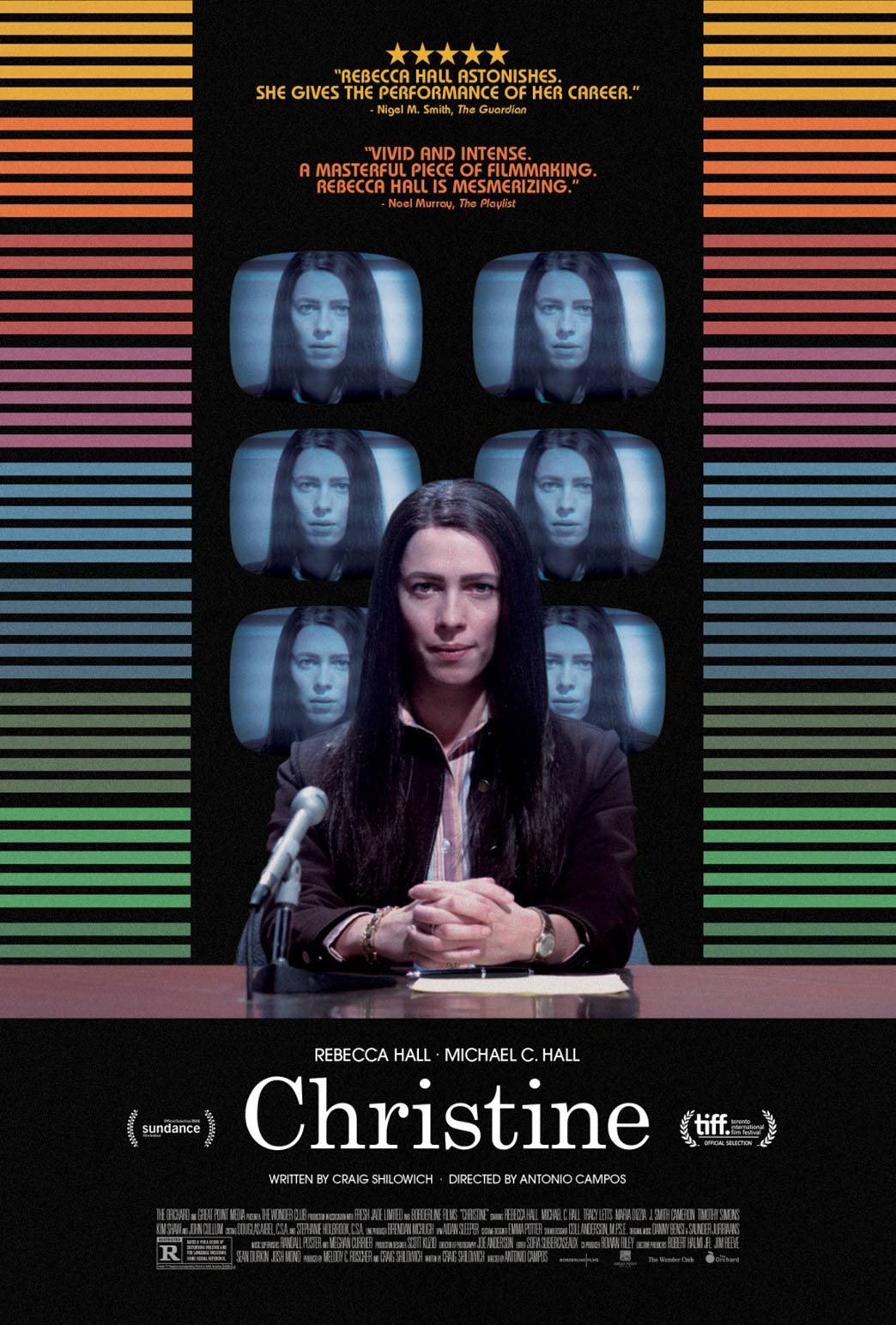 Christine Poster #1