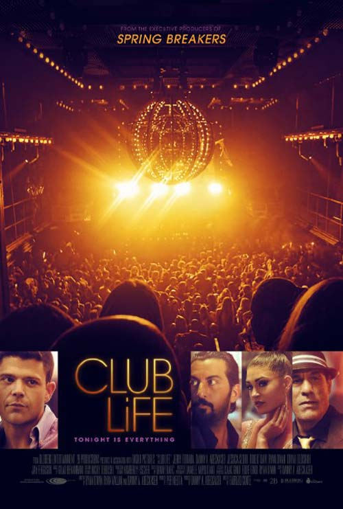 Club Life Poster #1