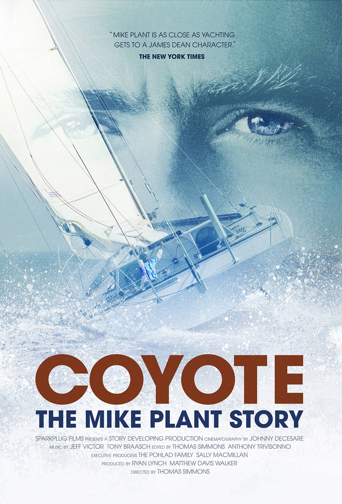 Coyote: The Mike Plant Story Poster #1