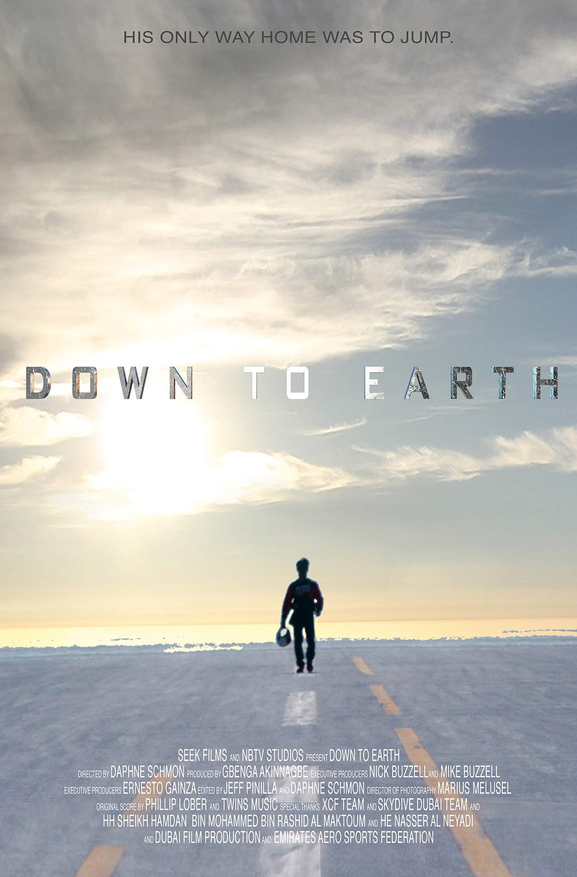Down to Earth Poster #1