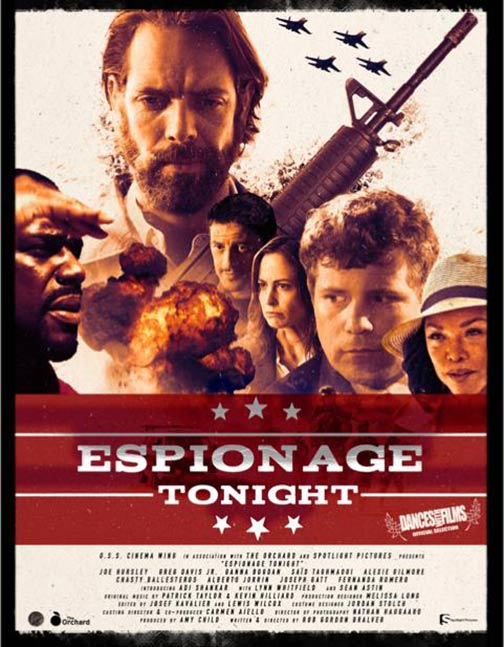 Espionage Tonight Poster #1