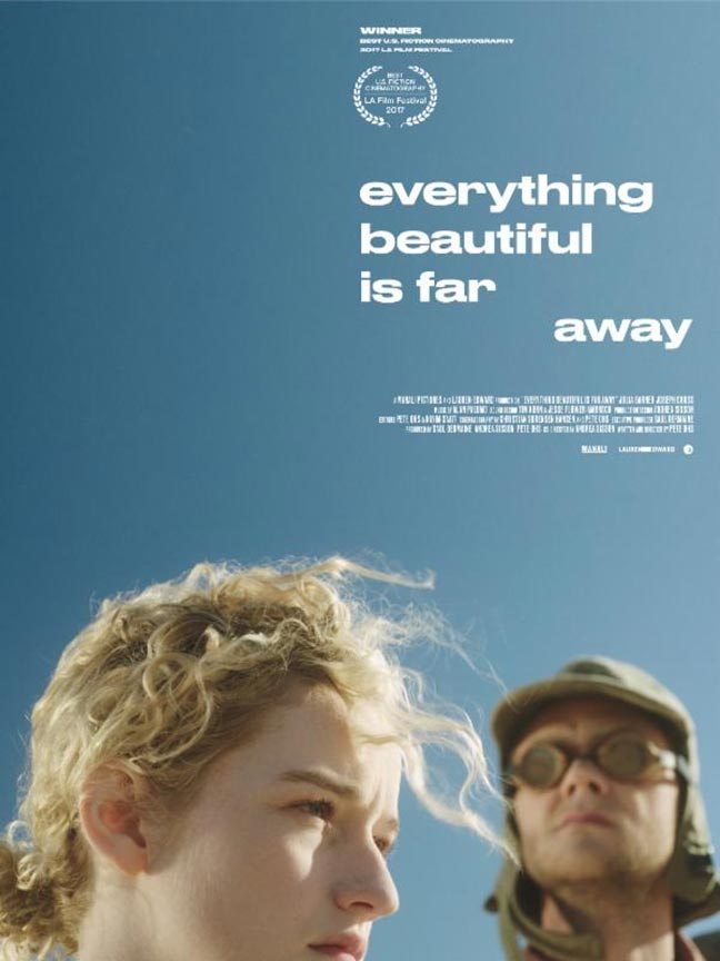 Everything Beautiful Is Far Away Poster #1