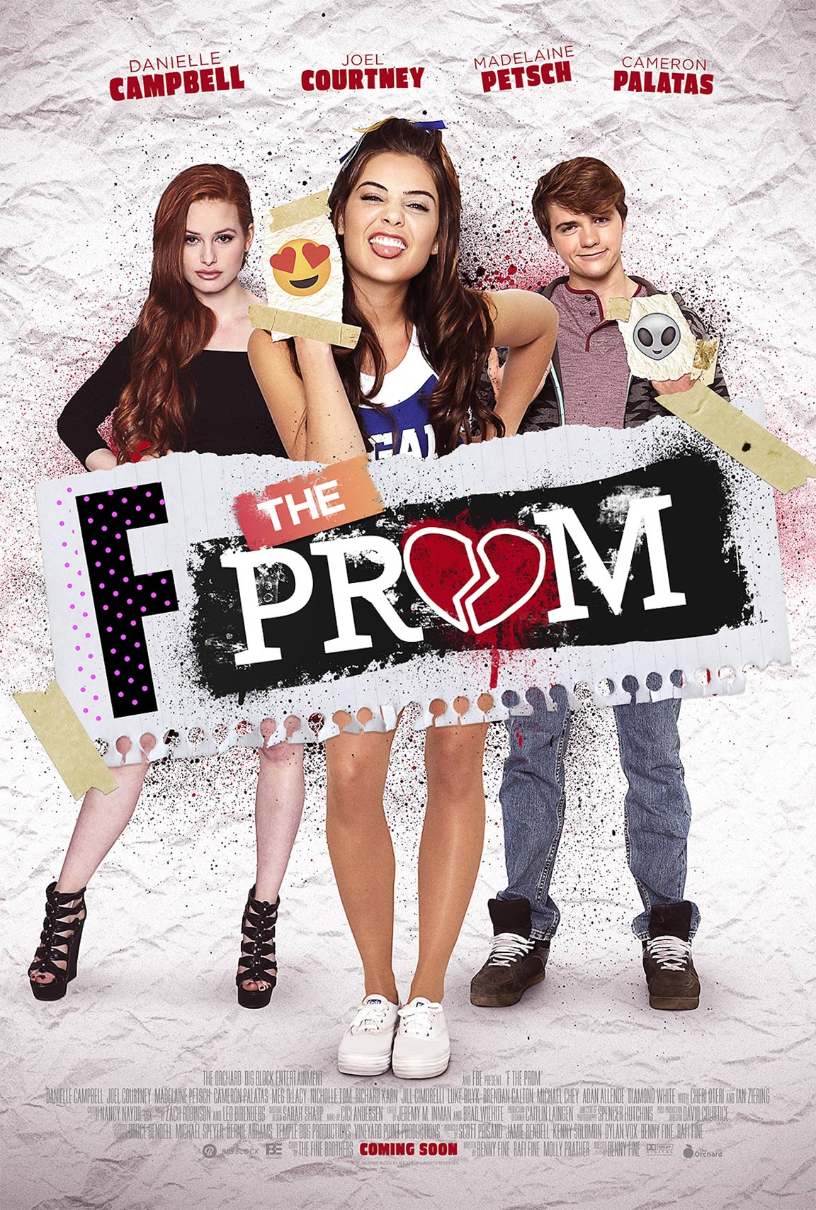 F*&% the Prom Poster #1
