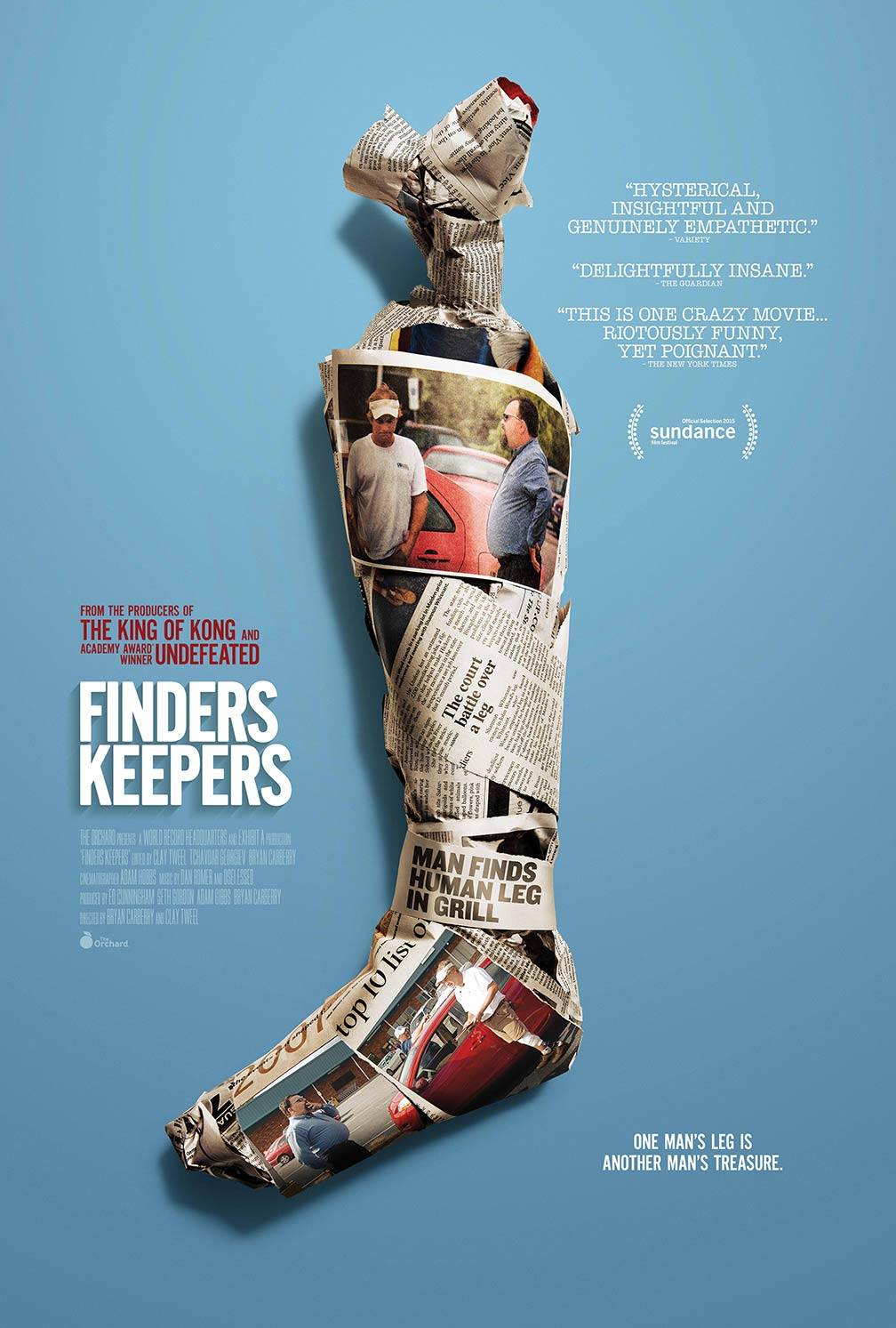 Finders Keepers Poster #1