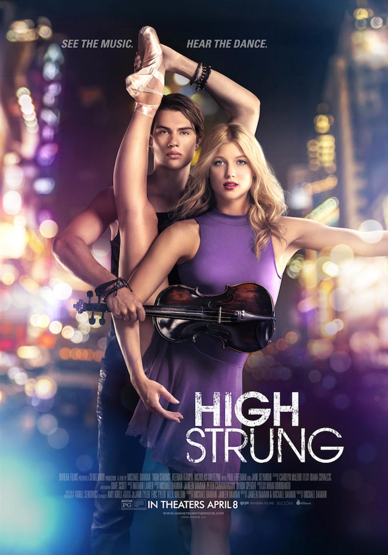 High Strung Poster #1