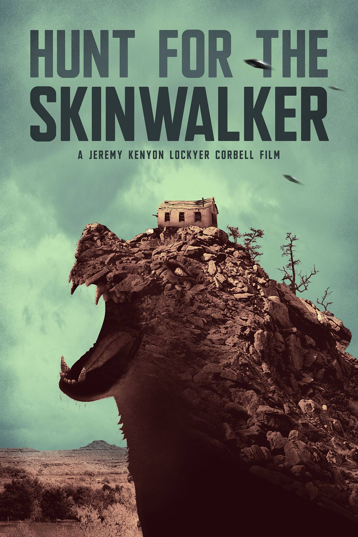 Hunt For The Skinwalker Poster #1