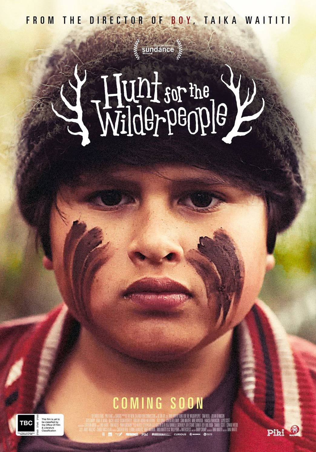 Hunt for the Wilderpeople Poster #2