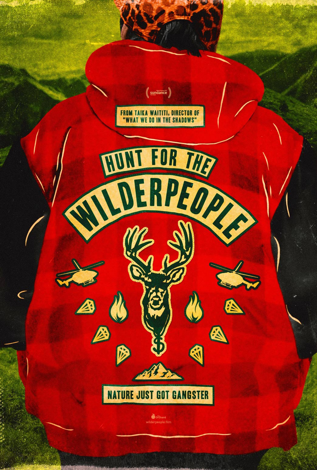 Hunt for the Wilderpeople Poster #4