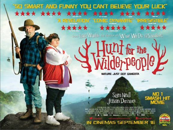 Hunt for the Wilderpeople Poster #7