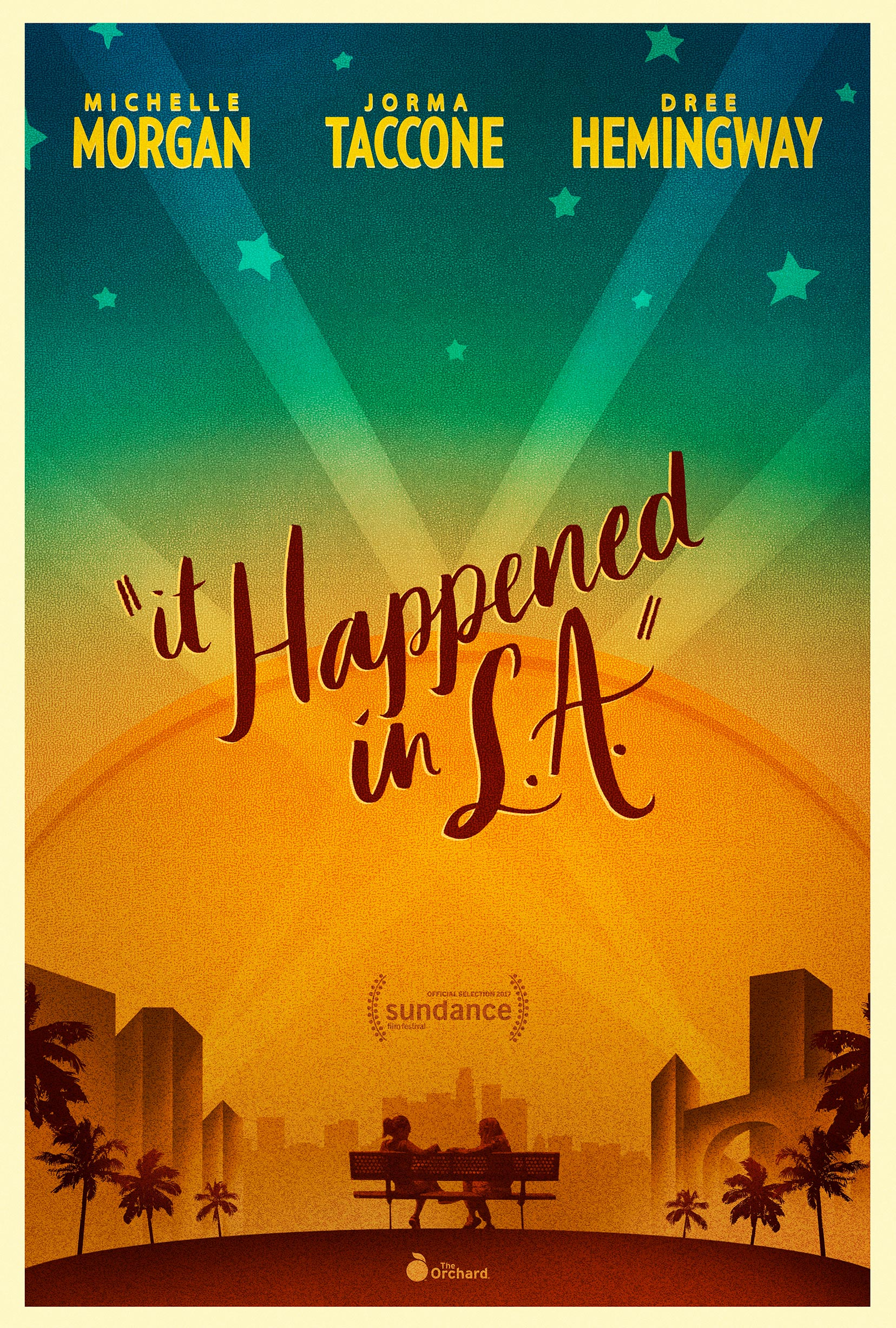 It Happened in L.A. Poster #1