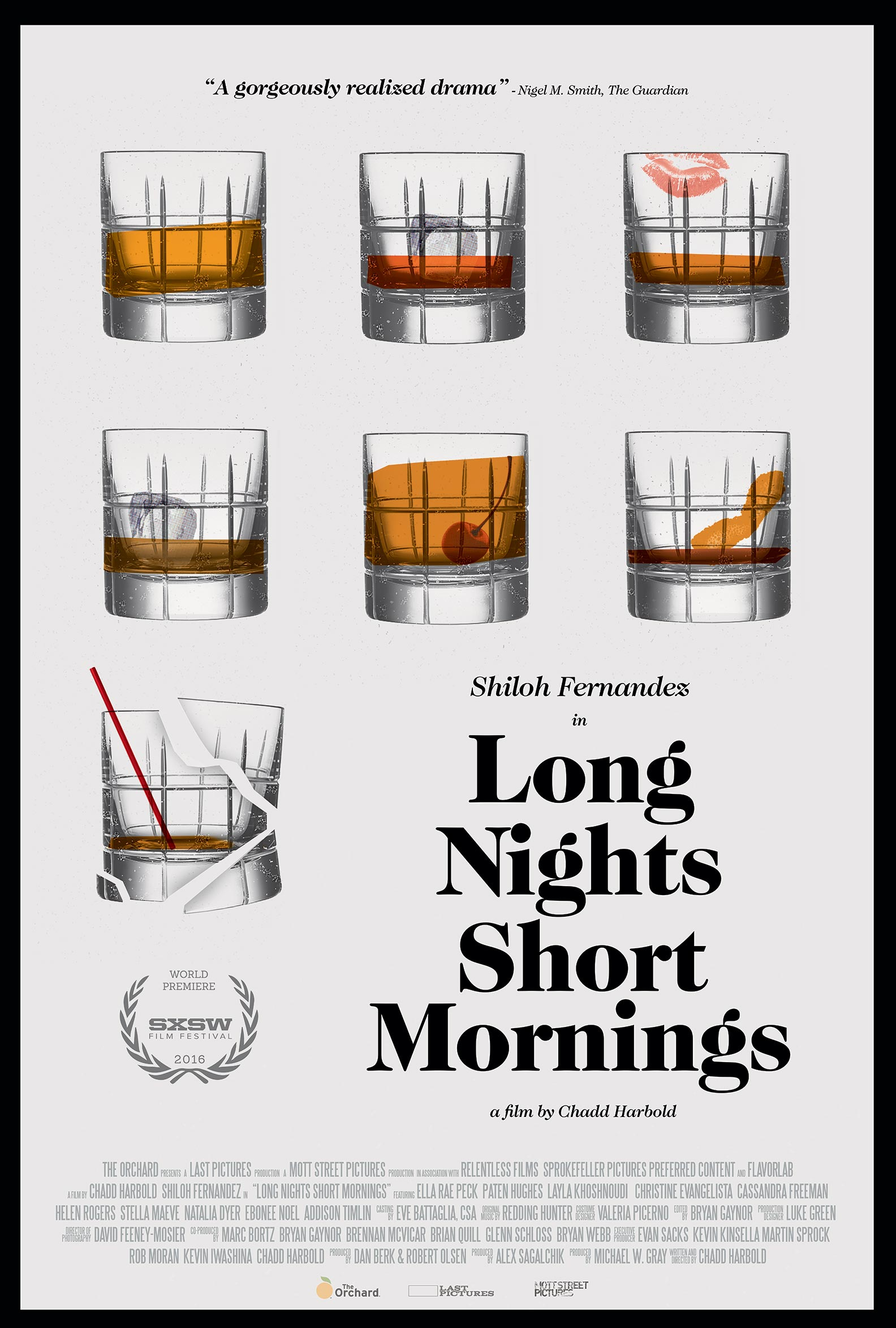 Long Nights Short Mornings Poster #1