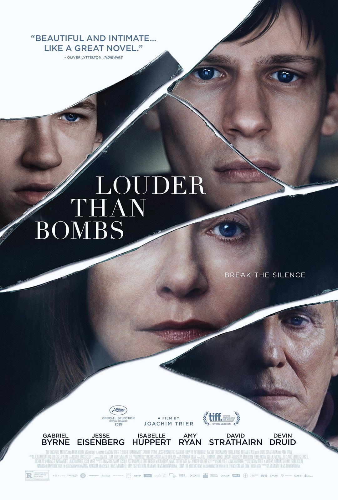 Louder Than Bombs Poster #2