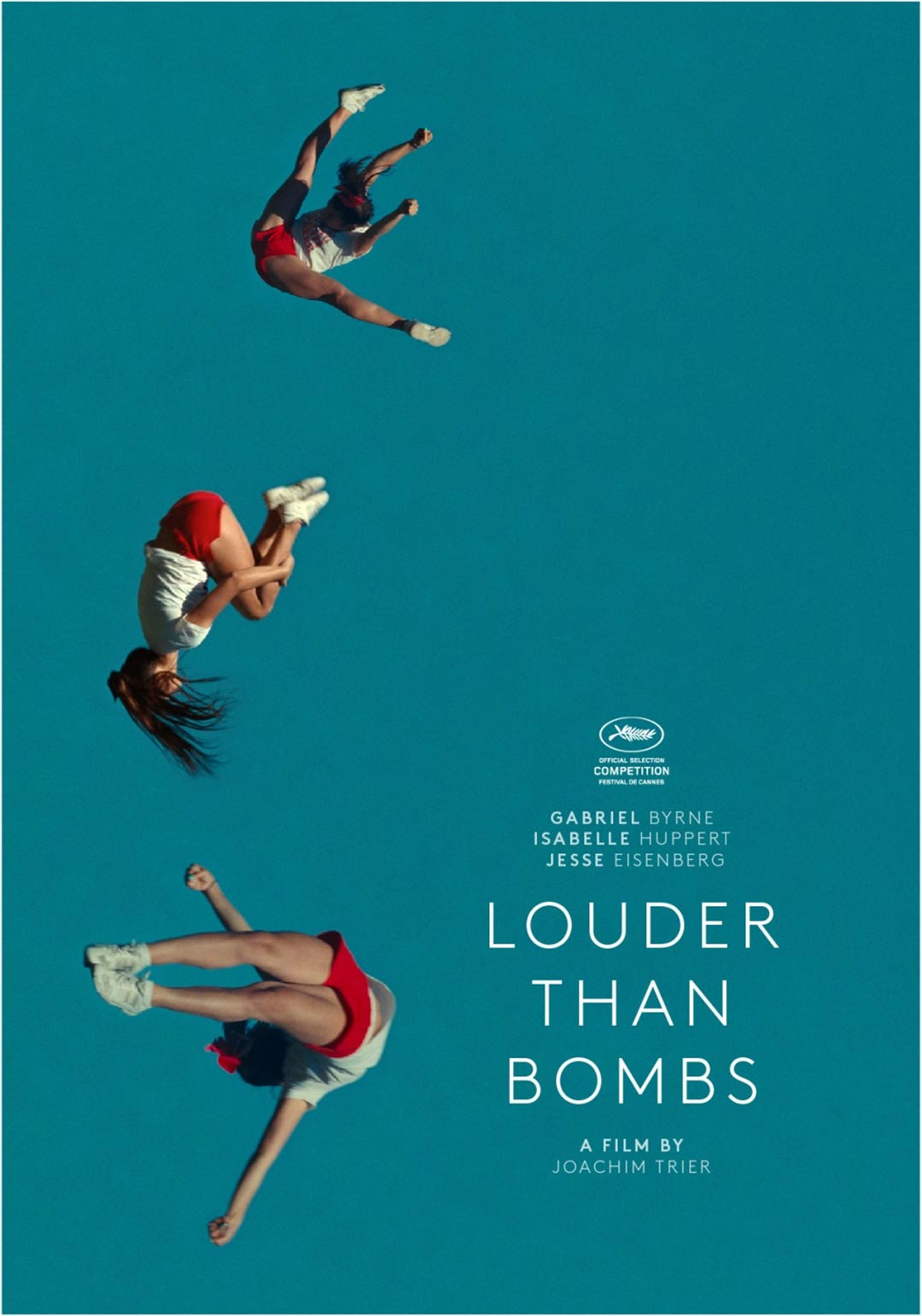 Louder Than Bombs Poster #1