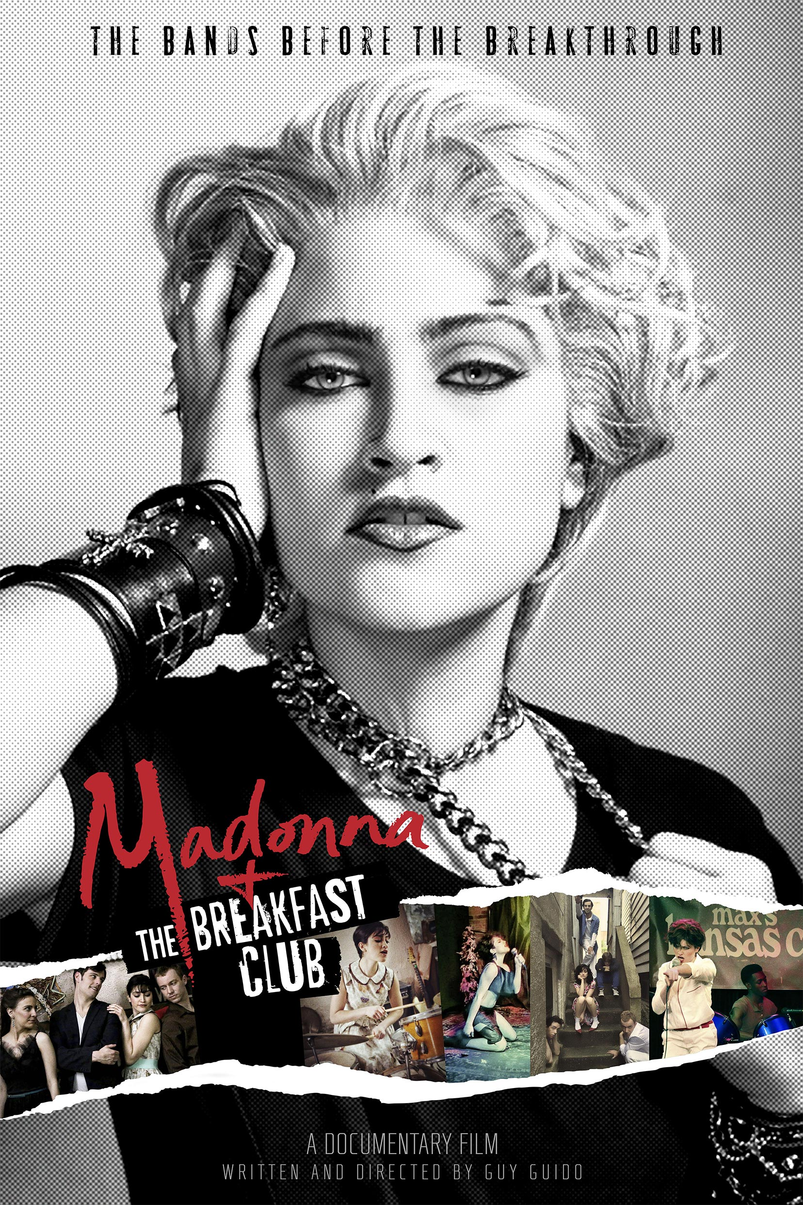 Madonna and the Breakfast Club Poster #1