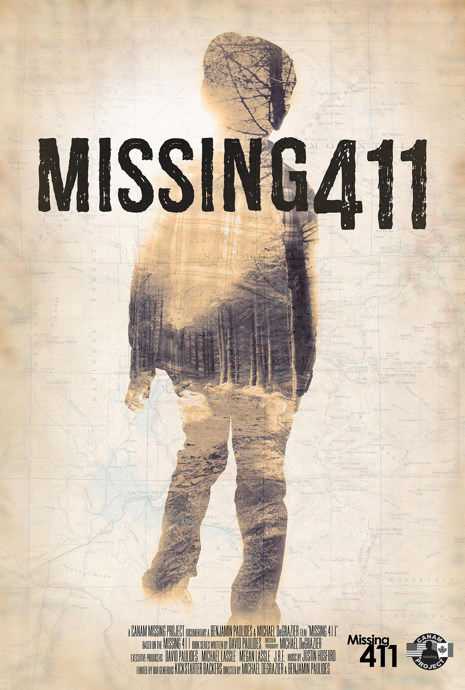 Missing 411 Poster #1
