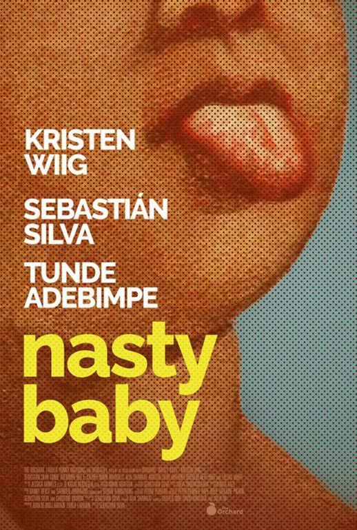 Nasty Baby Poster #1