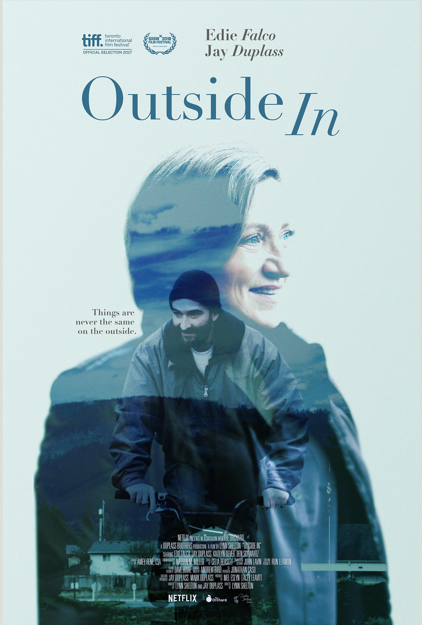 Outside In Poster #1