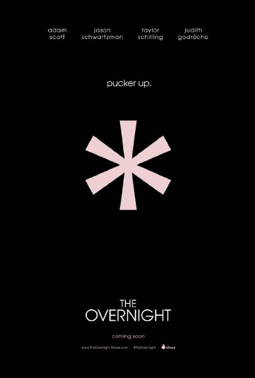 The Overnight Poster #1