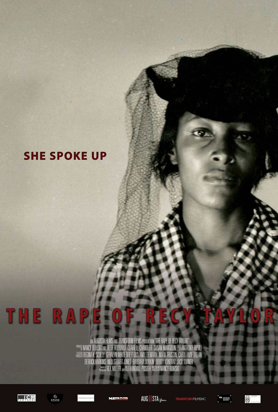 The Rape of Recy Taylor Poster #1