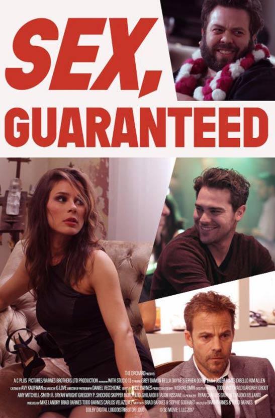 Sex Guaranteed Poster #1