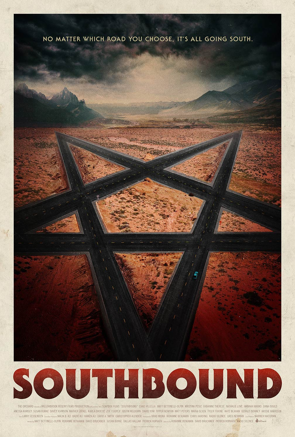 Southbound Poster #1