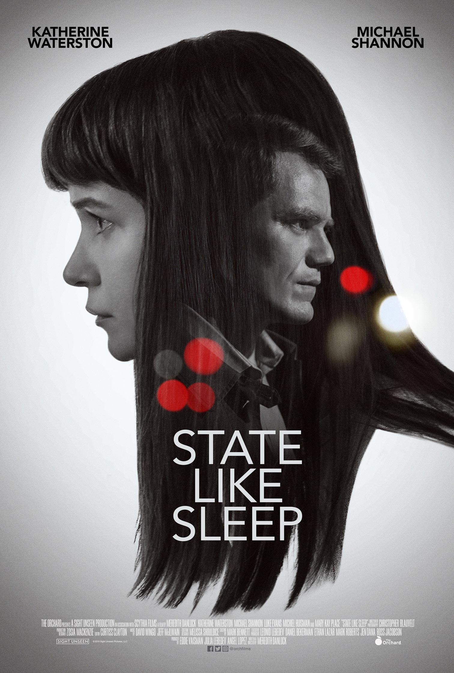 State Like Sleep Poster #1