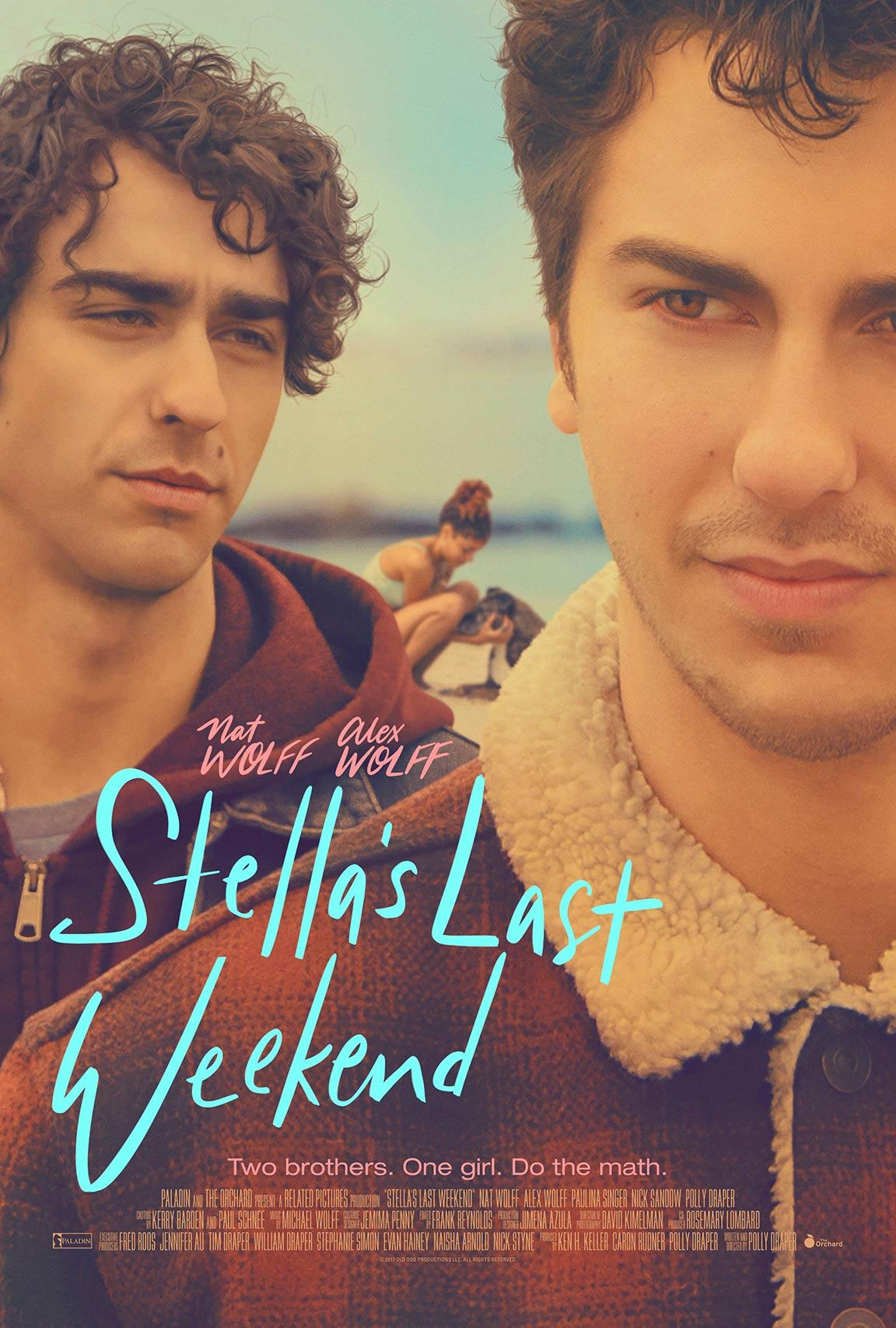 Stella's Last Weekend Poster #1