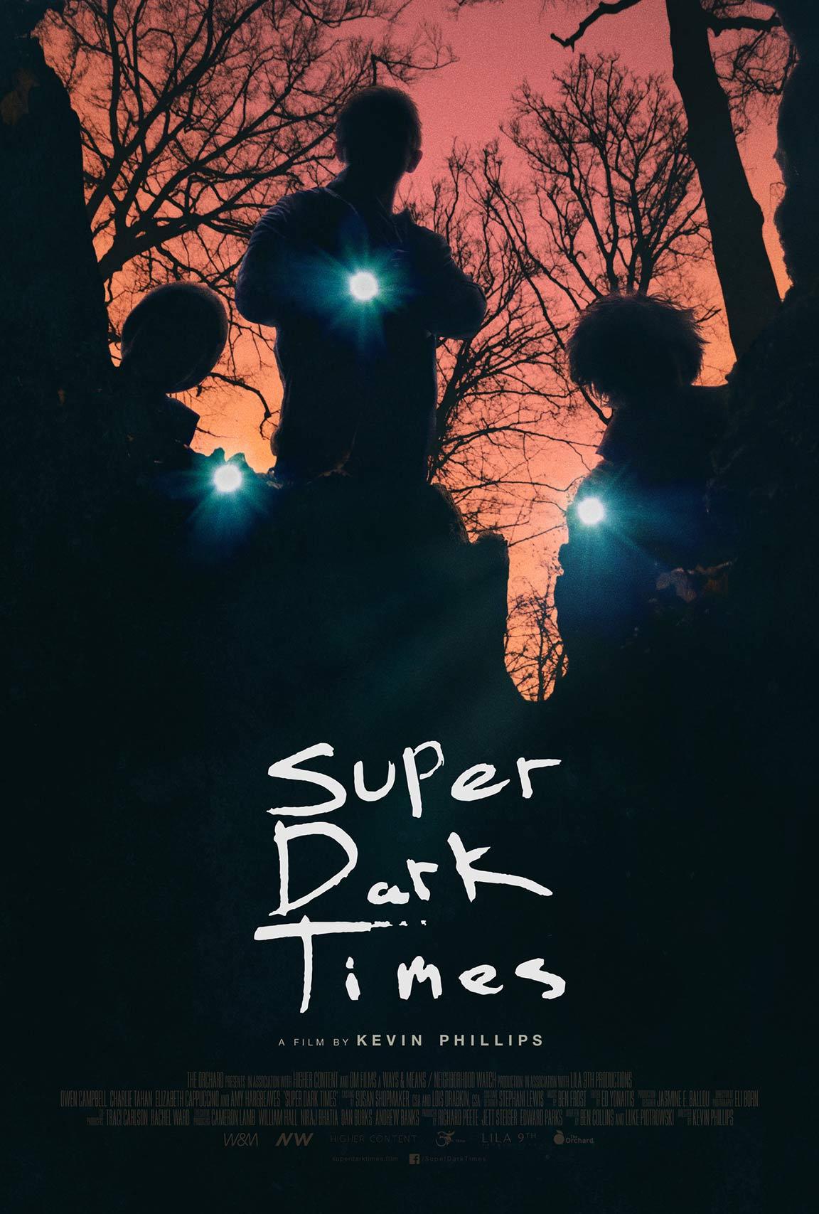 Super Dark Times Poster #1