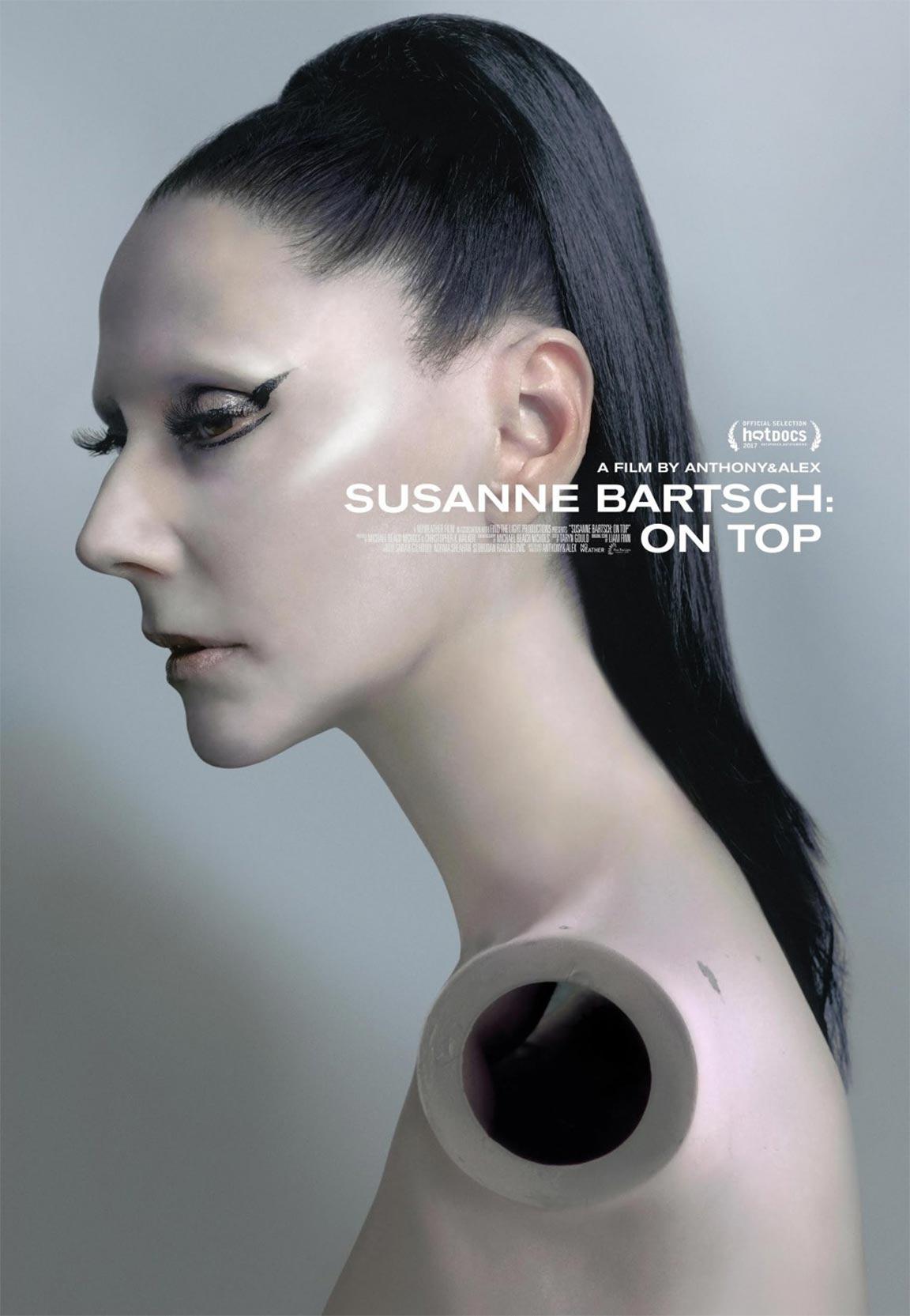 Susanne Bartsch: On Top Poster #1