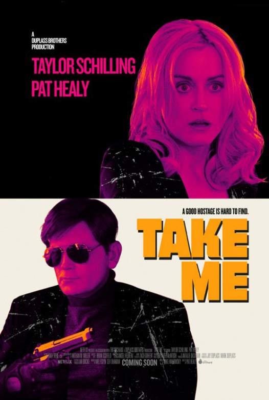 Take Me Poster #1