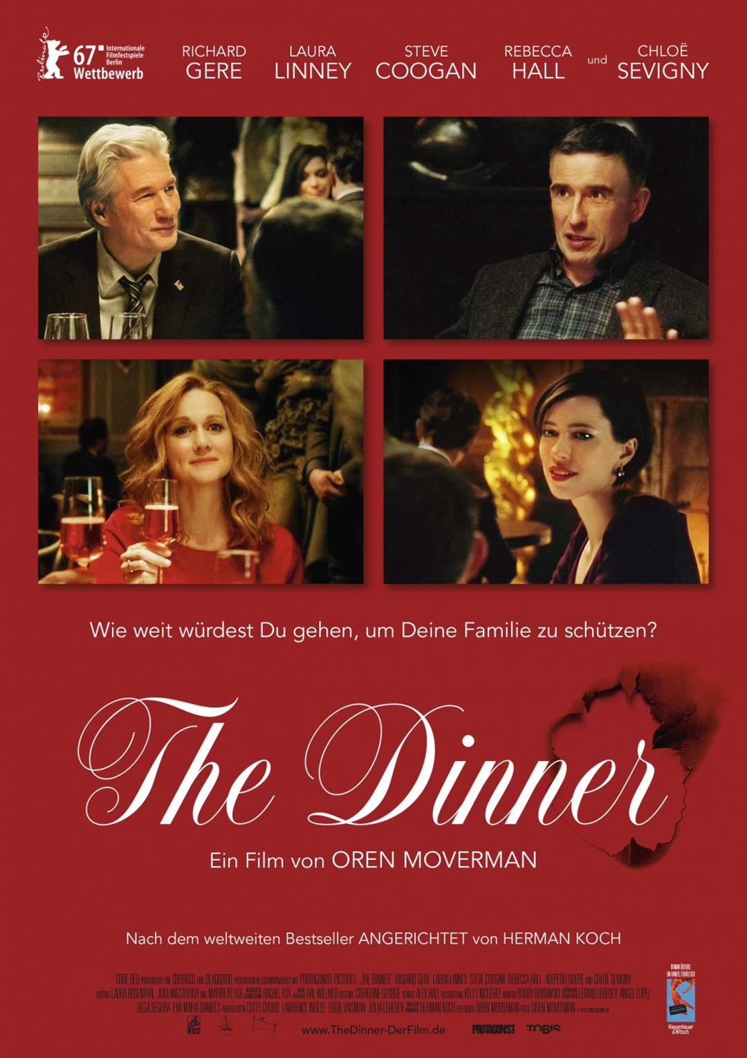 The Dinner Poster #2