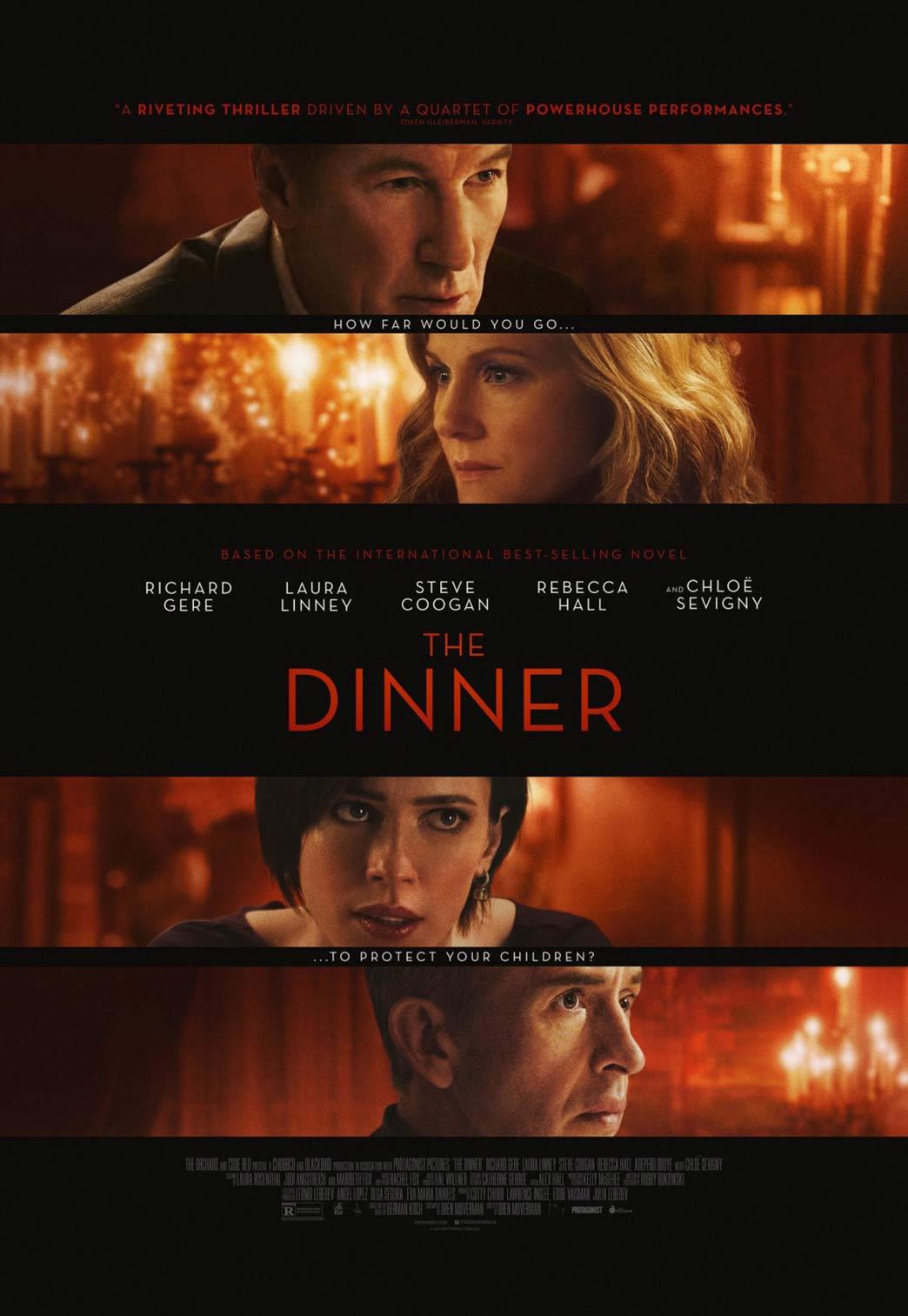 The Dinner Poster #1