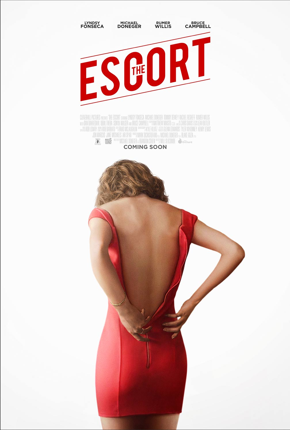 The Escort Poster #1