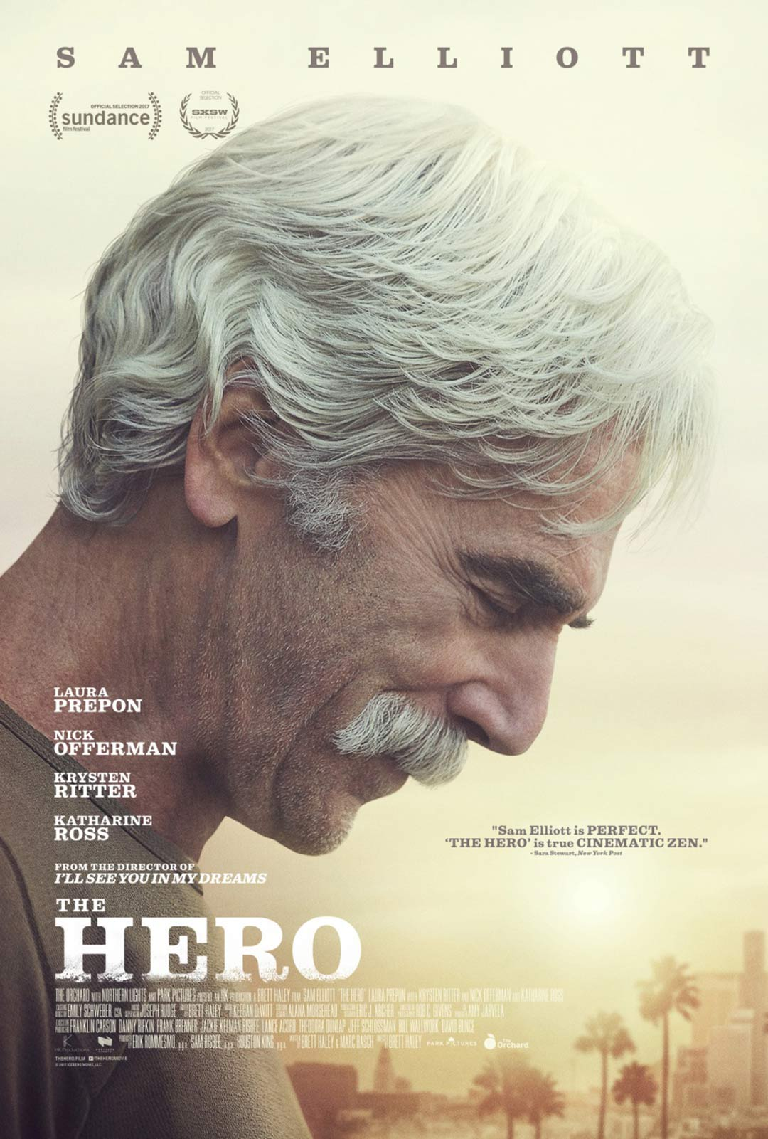 The Hero Poster #2