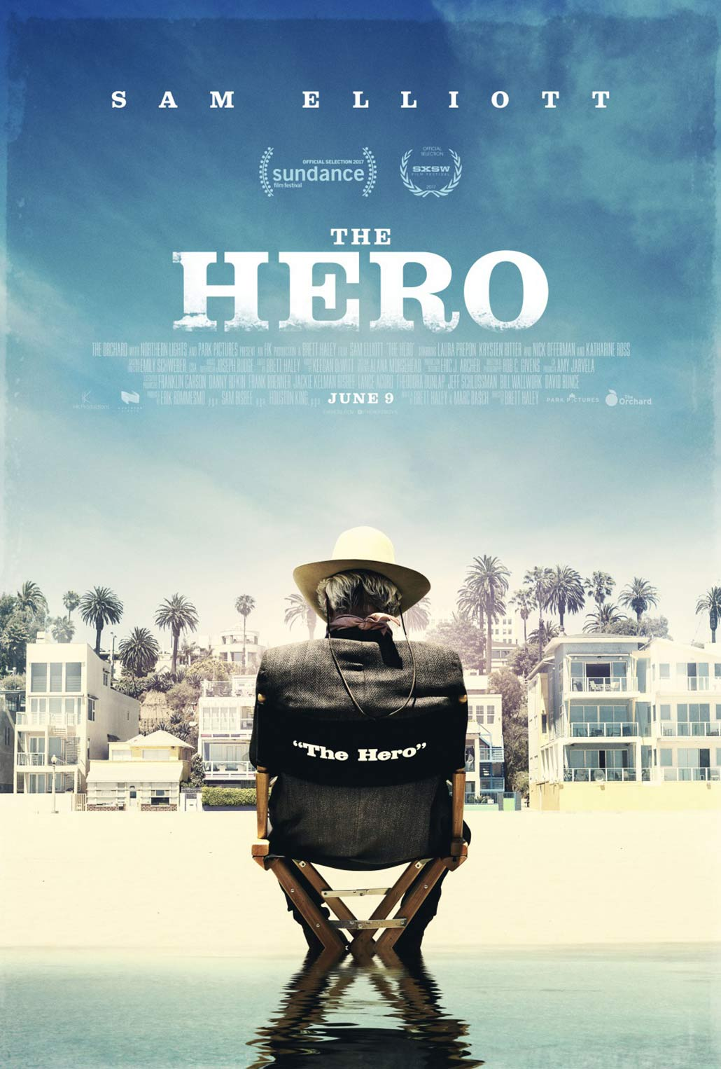 The Hero Poster #1