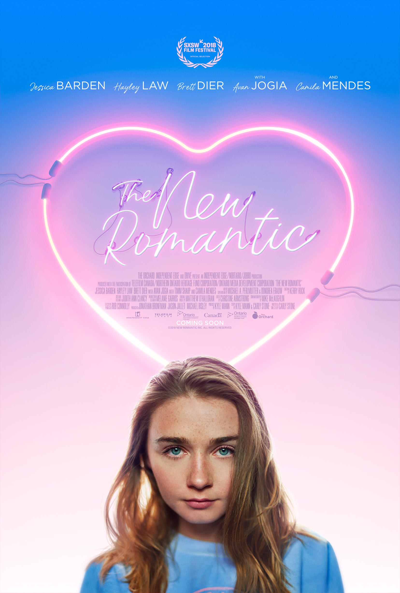 The New Romantic Poster #1