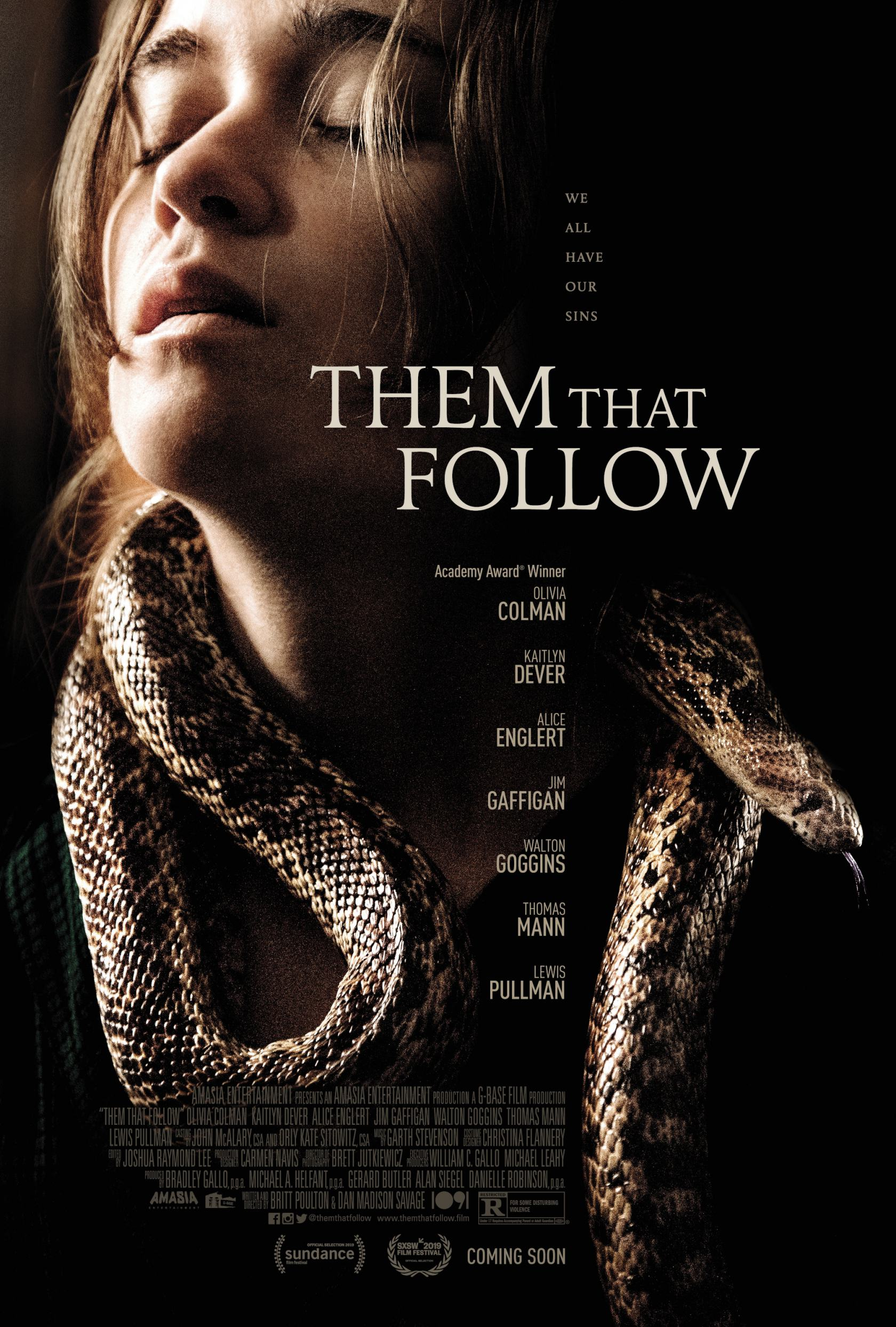 Them That Follow Poster #1