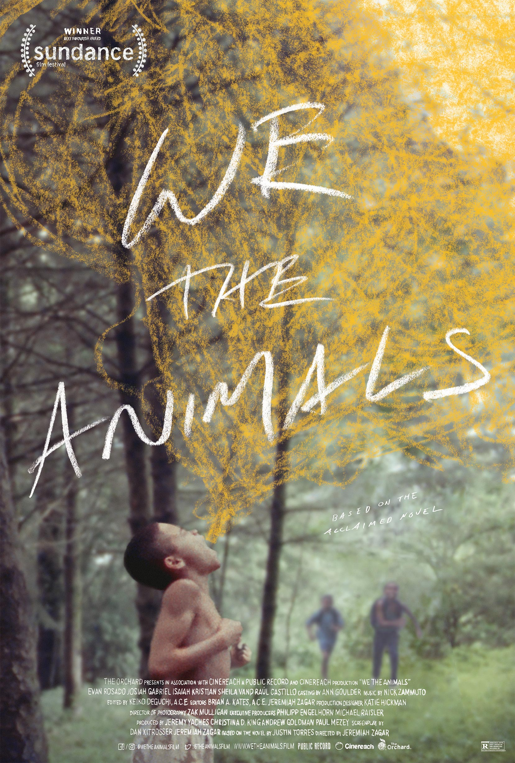 We the Animals Poster #1