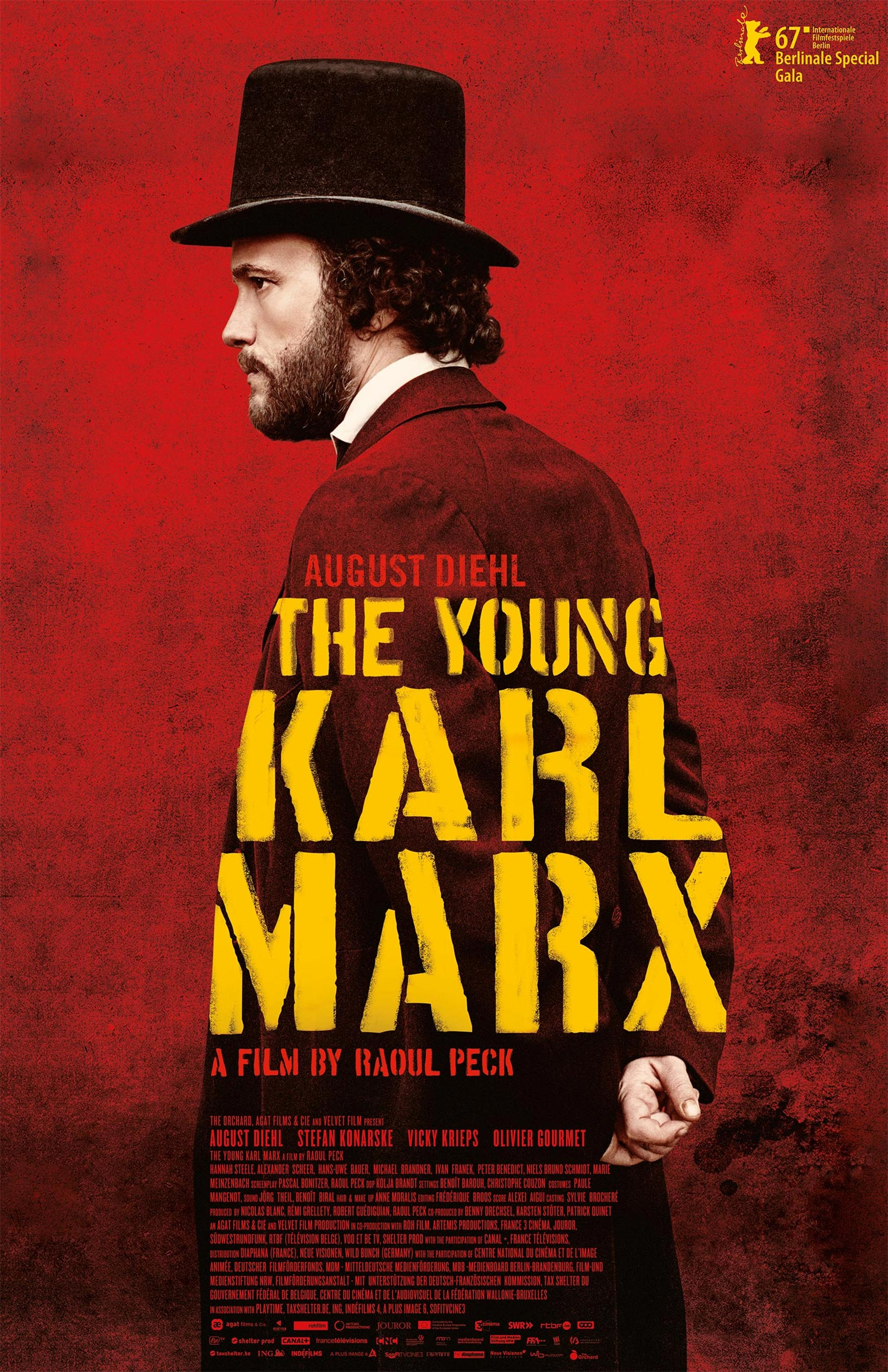 The Young Karl Marx Poster #1