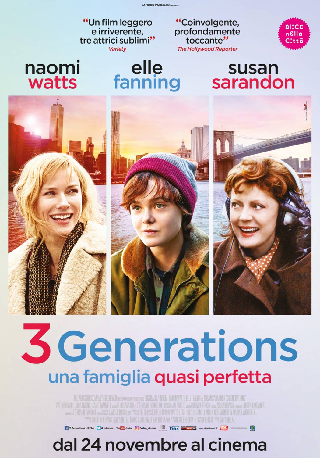 3 Generations Poster #3