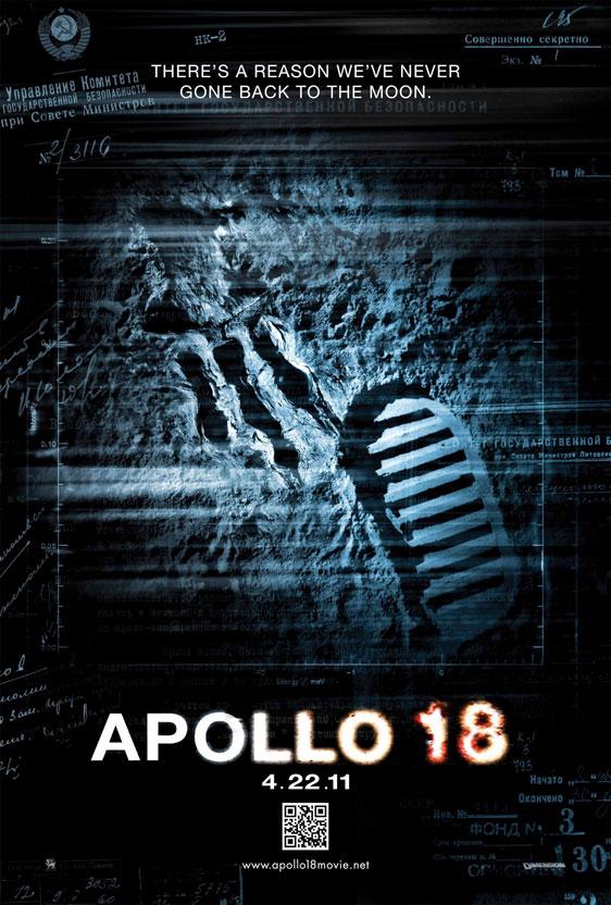 Apollo 18 Poster #1