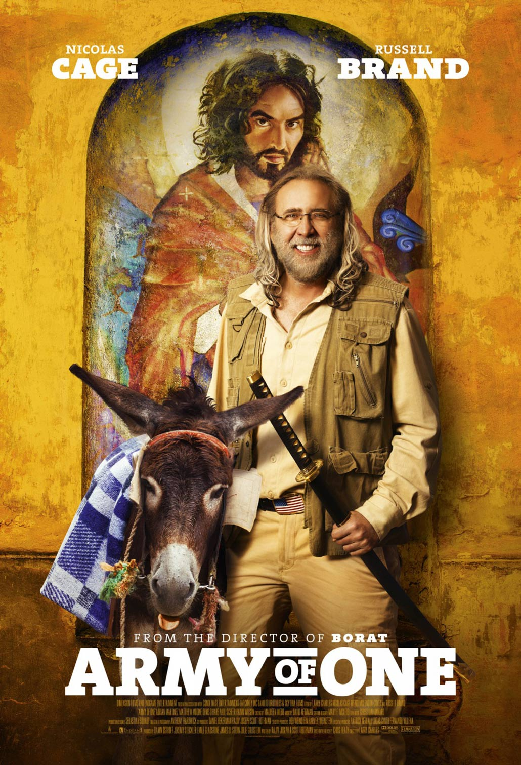 Army of One Poster #2