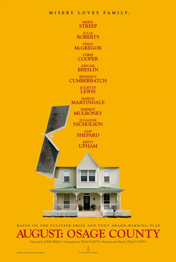 August: Osage County Poster #1